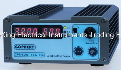 Fast arrival CPS-6003 60V3A precision digital adjustable DC Power supply With OVP/OCP/OTP DC power 0.001A 0.1V cps 3205ii wholesale precision compact digital adjustable dc power supply ovp ocp otp low power 32v5a 110v 230v 0 01v 0 01a