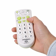 Large Key Universal Remote Control For KONIKA Hisense Philips LG LCD LED HD