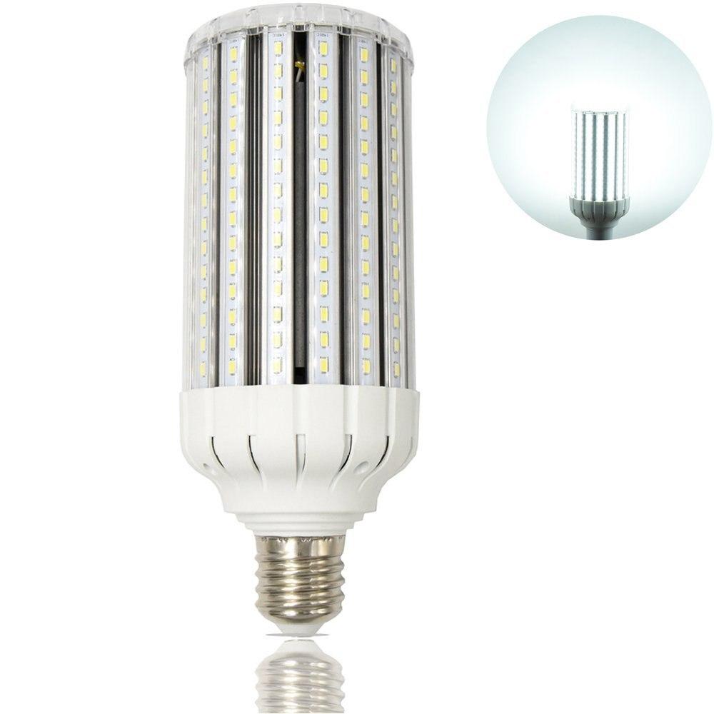 Lumière LED haute baie E40 80 W lampe de réverbère commerciale industrielle remplacer 160 W ampoule CFL conventionnelle/300 W halogénures métalliques HPS