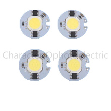10 pcs COB LED Lamp Chip 3W 5W 7W 9W Bulb 220V IP65 Smart IC Driver Cold/ Warm White Spotlight Floodlight