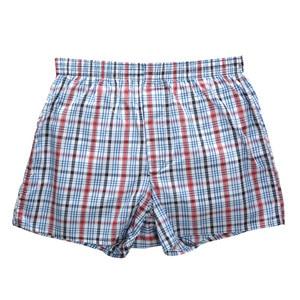 Image 2 - Нижнее белье мужское, свободные хлопковые боксеры, 5 шт./набор