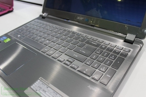 Para Acer Aspire V5-552 V5-552P V5-552Pg V5-552 V5-552 V5-552P-8483 Vn7-571G Teclado Pele Protetor Capa Tpu Ultra Fino