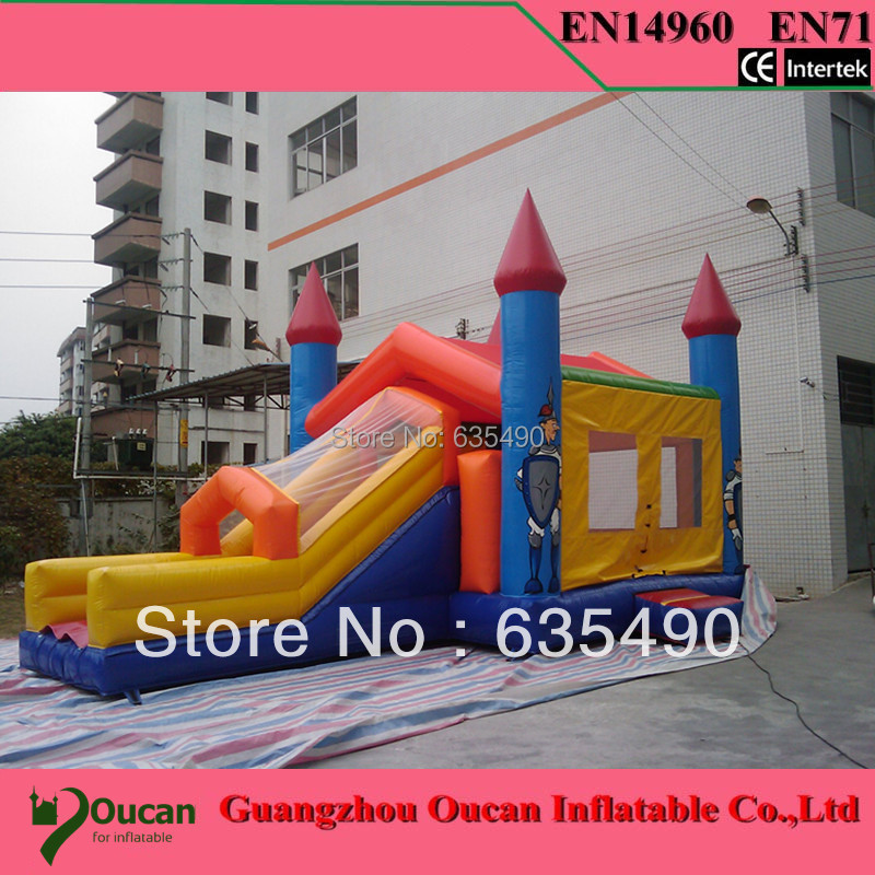 ocyle inflatable jumping castle, inflatable bouncy castle, inflatable bouncer castle for sale inflatable slides inflatable castle inflatable combinations inflatable bouncer hxb 423