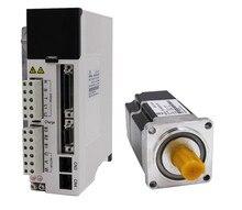 Серводвигатель переменного тока 400 Вт 60 мм 1,27 нм 3000 об/мин и комплект привода с кабелем 3 м 20 бит однофазный AC220V JMC 60JASM504230K 20B + JASD4002 20B