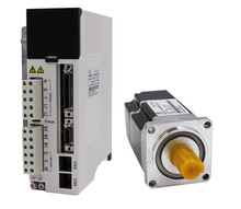 400 wát 60 mét 1.27Nm 3000 vòng/phút AC Servo Motor & drive kit với 3 m cáp 20Bit single phase AC220V JMC 60JASM504230K 20B + JASD4002 20B