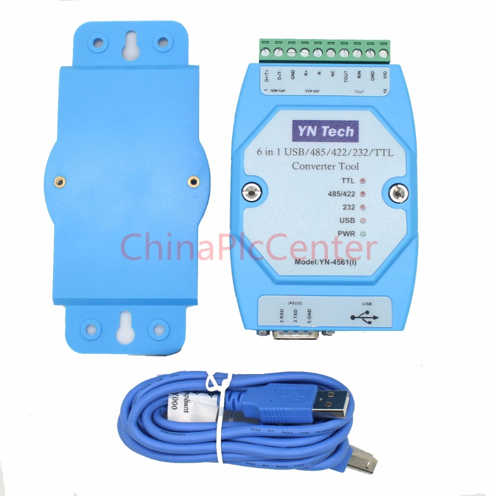 six serial port module USB / 485/422/232 / TTL Huzhuan 3 / 5V basic version цена