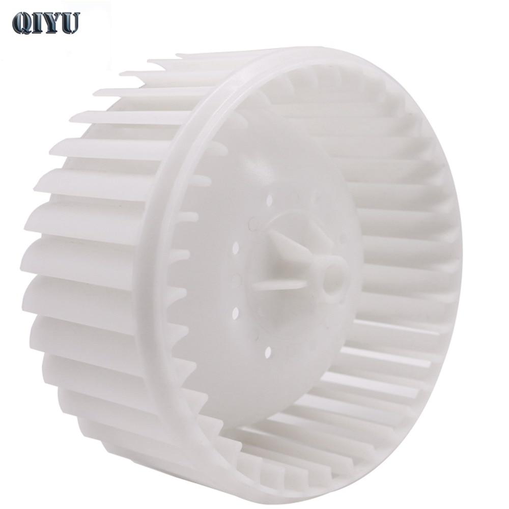 цена на 168mm multi-wing high pressure centrifugal plastic wind wheel impeller fan blower fan plastic wind wheel