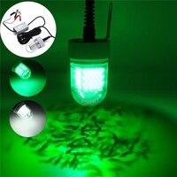 New IP68 Waterproof 60W 2835 SMD 126 LED Lamp Bulb 12V 24V 6m Underwater Fishing Squid
