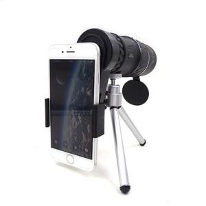 Image 2 - Monoküler teleskop cep telefonu 16x52 dürbün seyahat monoküler teleskop gündüz görüş HD açık monoküler avcılık Spotting kapsam