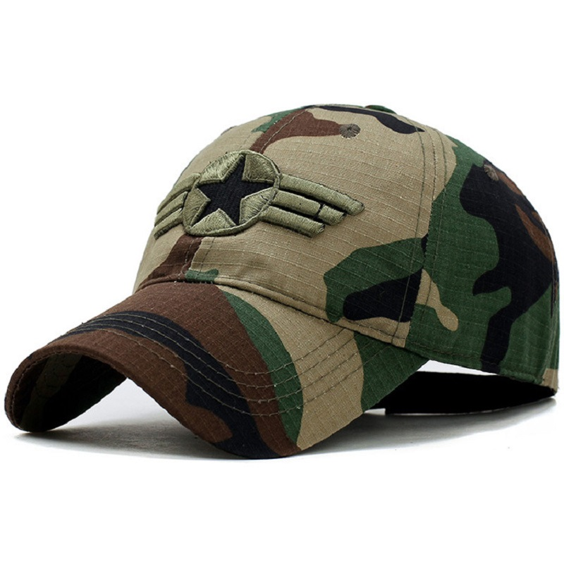KUYOMENS Baseball Cap Men Tactical Cap Camouflage Snapback Hat For Men High Quality Bone Masculino Dad Hat Trucker Army Caps dad hat snapback trucker cap military baseball caps men marine corps tactical us navy seal black hats army casual summer cotton