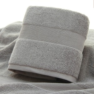 Image 3 - Ultra Soft 2 Pack Bath Towels 70*140cm 100% Pure Ringspun Cotton  Ideal for everyday use Easy care machine wash