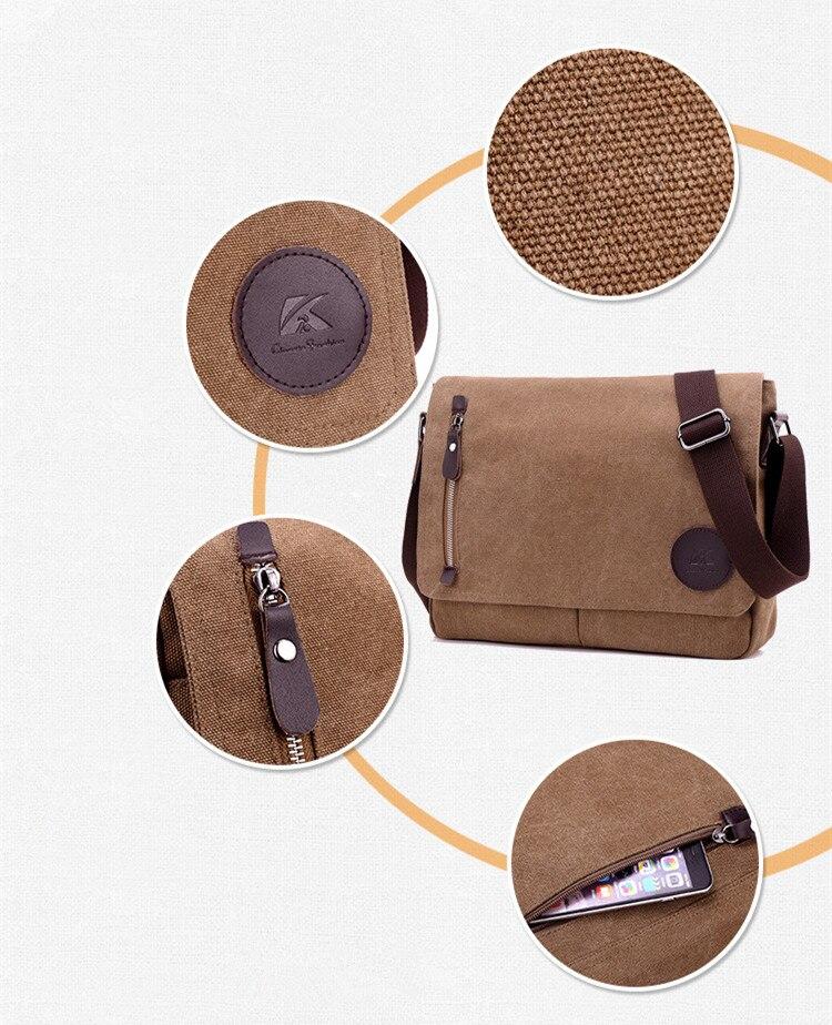 HTB1Fh7gavjsK1Rjy1Xaq6zispXa9 2019 Vintage Men's Briefcase Canvas Men Messenger bag Classic Designer Shoulder Bags Pocket Casual Business Laptop Travel bags