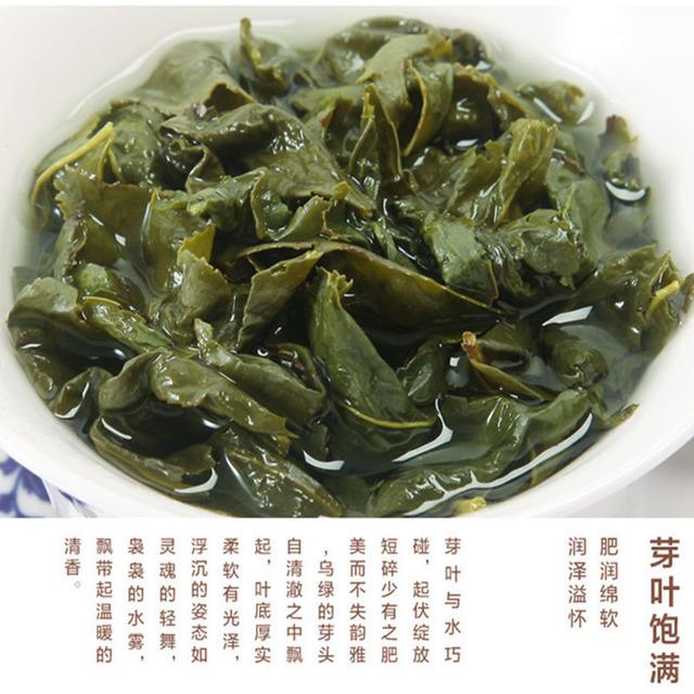 Chinese Anxi Tieguanyin Oolong Tea, Fresh China Green tea Tie Guan Yin Natural Organic Health care for weight lose