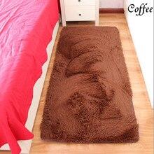 Free Shipping New Arrive Coffee Rectangle Bath Mat Bedroom Floor Carpet Four European Absorbent Non-Slip Doormat