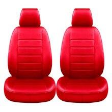 Car Wind car leather seat cover For audi a1 a3 8p 8l sportback a6 4f A4 A6 A5 Q3 Q5 Q7 accessories covers for car seats