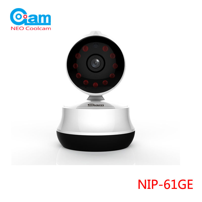 NEO MINI Wifi IP Camera 720P 3.6mm lens P2P CCTV Network Camera Security SD Card Baby Monitor,SN: NIP-61GE