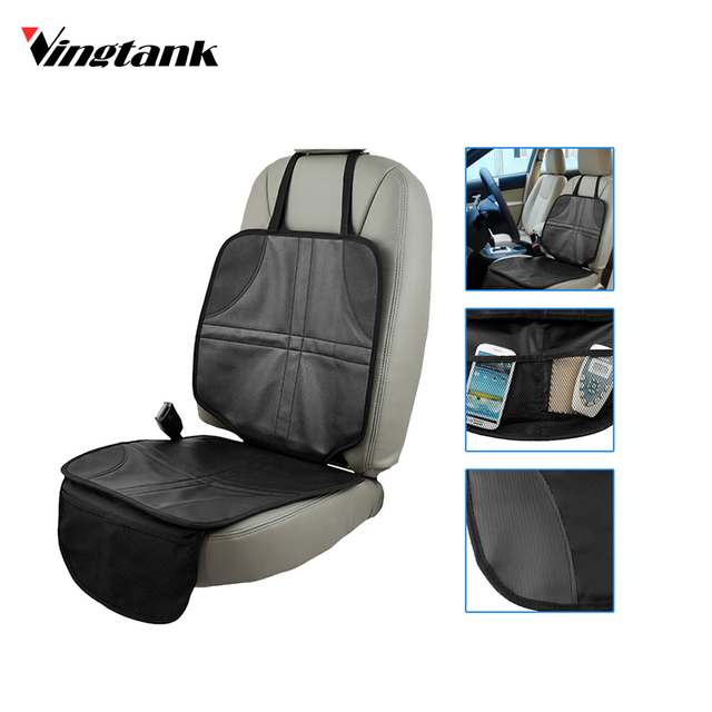 Anti Slip Car Seat Protector Cover Install Under Babys Infant Safty Child Or Baby