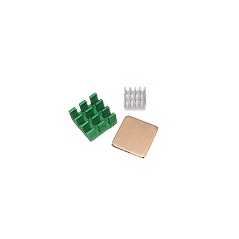 Free Shipping Raspberry Pi 2 Model B Heat Sink 3PCS