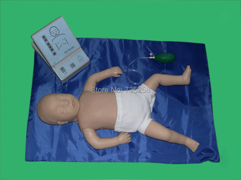Infant CPR Training Manikin,Baby CPR Training Model,Baby First Aid Model,Iso9001 Baby CPR Teaching Model combo artway md 102 3 в 1