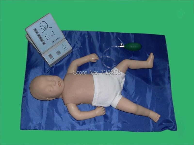 Körpə CPR Təlimi Manikin, Körpə CPR Təlimi Model, Körpə İlk Kömək Model, Iso9001 Körpə CPR Tədris Model