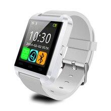 Smartwatch Erwachsene Bluetooth Smart Uhr U8 MTK Armband Freisprecheinrichtung Sport Digital-uhr Armbanduhr für Android-Handy