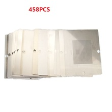 Набор трафаретов BGA, 2019 шт., 80x80 мм, 80*80 мм, набор трафаретов BGA для ноутбука, ноутбука, XBOX, PS3