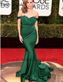 2017 73rd Golden Globe Award Keltie Knight Red Carpet Celebrity Dresses Sexy Off Shoulder Mermaid Evening Gowns Vestido De Festa