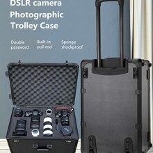 Чехол-сумка на колесиках, Безопасный инструмент, ящик для инструментов, инструменты для хранения, Экипировка, противоударный чехол из губки с колесом CD50 T11 H