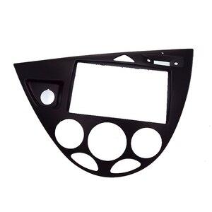 Image 4 - 2 Din カーラジオ筋膜フィットフォーカス/フィエスタ 2006 (ヨーロッパ、 LHD) 車の再装着 DVD フレーム dvd 支払者パネルトリムインストールキットキット