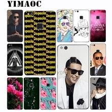 Daddy Yankee DJ rapero caso suave para Huawei Mate 20 10 P20 P10 P9 P8 2015 a1e23b573b20c