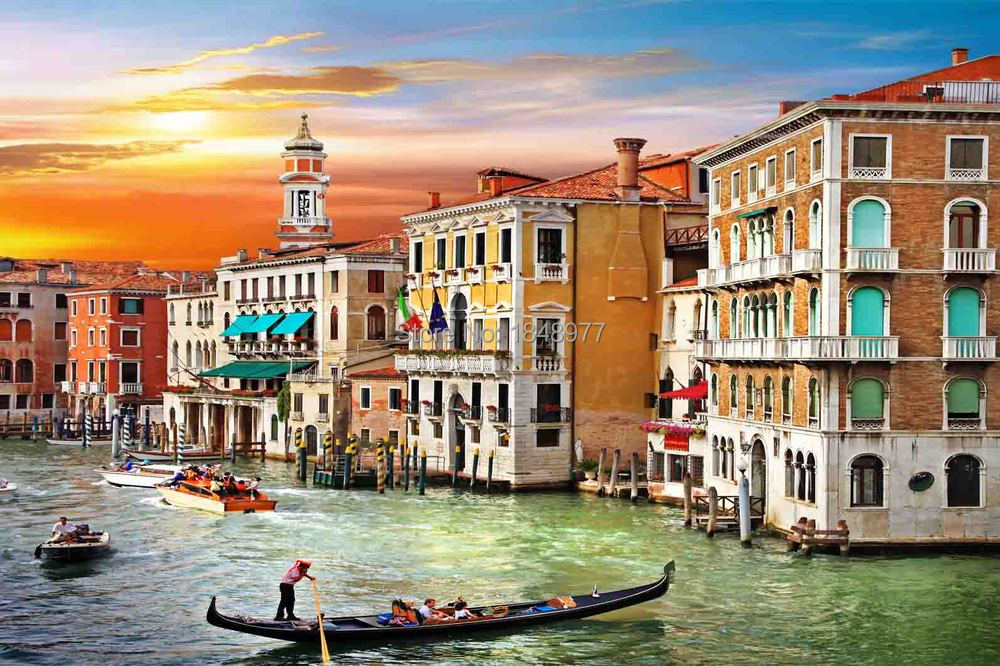 Compare Prices On Venice Italy Painting Online Shopping