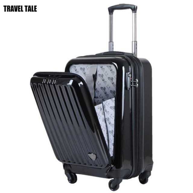 US $117.04 12% OFF|TRAVEL TALE 20 inch men