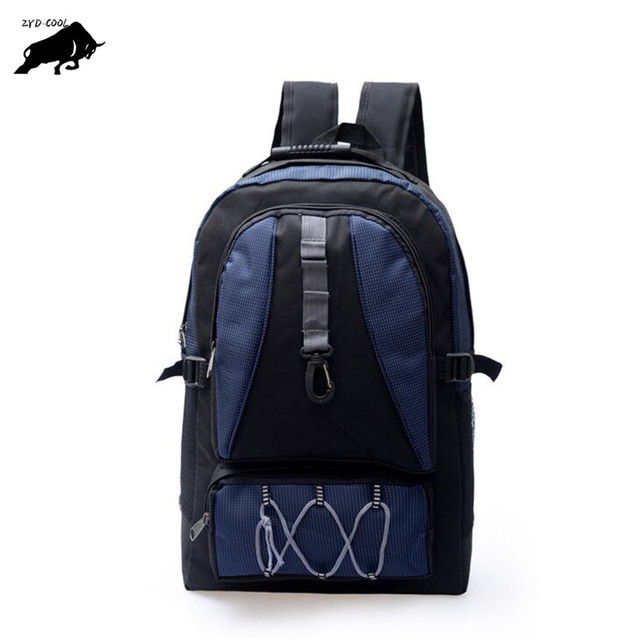 Aliexpress.com : Buy ZYD COOL New Waterproof Men's Backpacks Large ...