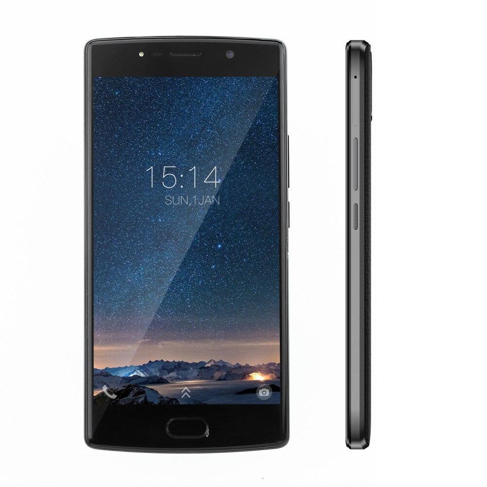 DOOGEE BL7000 5 5 Fingerprint Unlock Mobile Phone Android 7 0 Octa Core 4GB 64GB 7060mAh