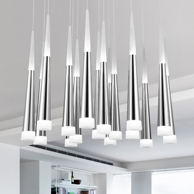 110v 220v led modern ceiling light lamparas de techo avize. Black Bedroom Furniture Sets. Home Design Ideas