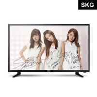 Оптовая продажа Глобальный Версия Подсветка FHD Интернет ТВ 32 40 43 46 50 55 дюйма Смарт светодиодный HD ЖК ТВ телевидения Сделано в Китае