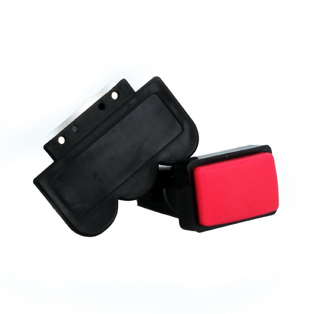1Pcs PRO Nail Art Stamping Stamper Scraper Nail Stamp Rubber Head Stamper Print Pringting Tool Manicure Set