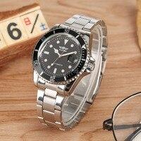 Top Brand Mechaical Watch Luxury Automatic Self Wind Creative Women Men Watch Stainless Steel Strap Clock Skeleton reloj hombre