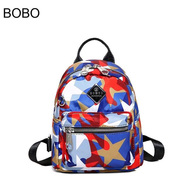 Multifunction rugzak kids school bag for teenage girls mini backpack women  vintage beach shoulder bag waterproof womens bagpack 4b9875c8f3