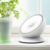 Infravermelho sensor de luz noite lâmpada do quarto do bebê noite lâmpada led alimentado por bateria de 360 Graus de Rotação noite do diodo emissor de luz noturna