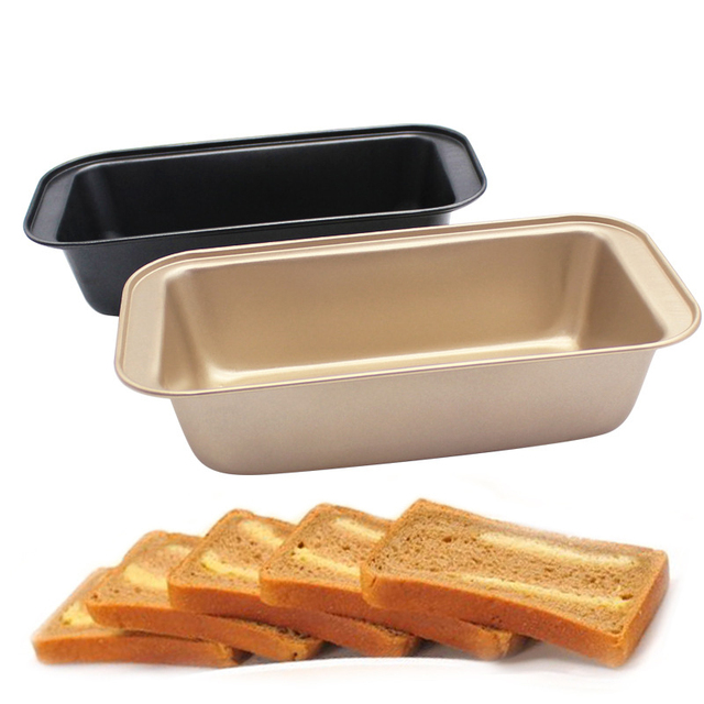 Carbon Steel Not Sticky Cheese Toast Mold Black And Gold Cake Bread Mold Storage Box Break  sc 1 st  AliExpress.com & Carbon Steel Not Sticky Cheese Toast Mold Black And Gold Cake Bread ...