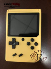 Coolbaby RS-6A Portable Mini Handheld Game Console gift 8Bit 3.0 Inch Color LCD Kids Color Game Player Built-in 168 games