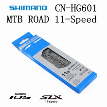 SHIMANO 105 SLX HG601 HG600 M7000 R7000 Chain 11 Speed Mountain BikeจักรยานCN HG601 MTB Road Bike 5800 m7000 โซ่