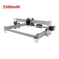 EleksMaker EleksLaser A3 Pro 5500mW Laser Engraving Machine CNC Laser Printer 30x40cm Engraving Accuracy 0.01mm