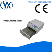 SMD LED Machine Reflow Oven T 962A Vapor Phase Soldering