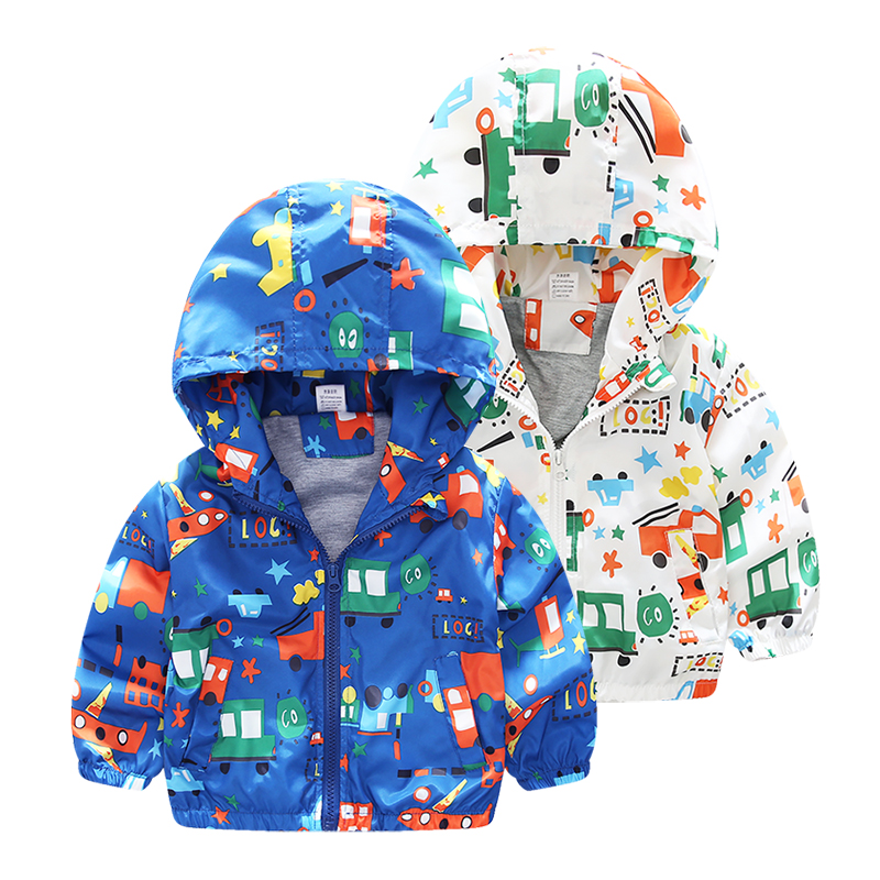 83198300052d ABreeze 2018 Spring Autumn boys hoodies New children outerwear jackets  Cartoon Plane print kids Top clothing jackets for boys-in Jackets   Coats  from Mother ...