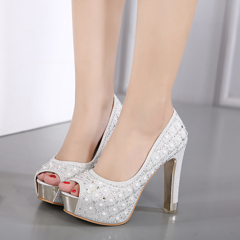 Popular Comfortable Silver Dress Shoes-Buy Cheap Comfortable