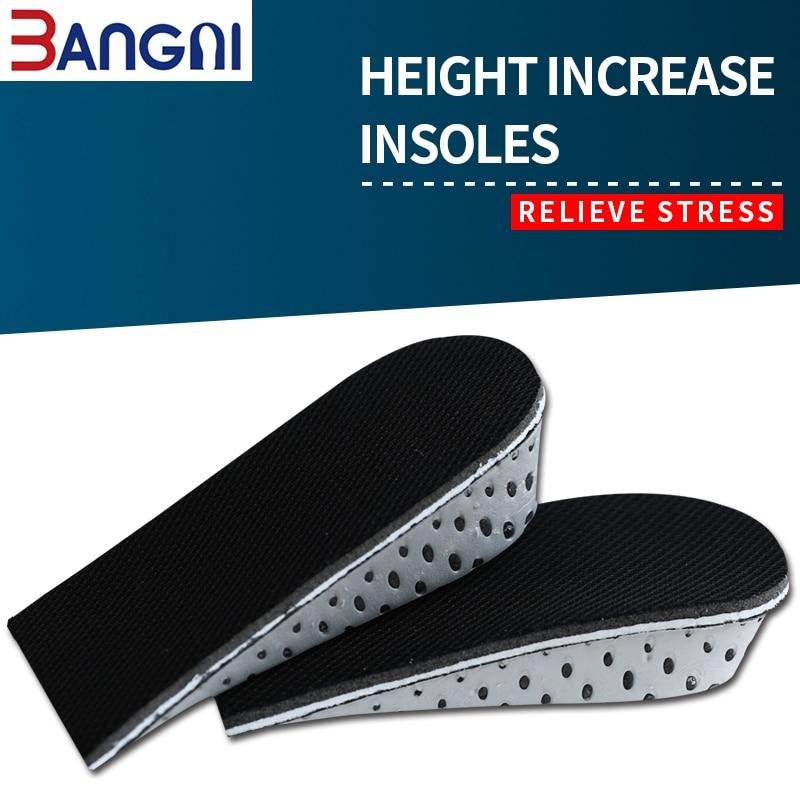 3ANGNI 1 par Unisexe dihajoča mehka višina Povečanje spominske - Pribor za čevlje
