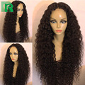 Cheap Lace Front Human Hair Wigs For Black Woman Brazilian Full Lace Human Hair Wigs Kinky Curly Lace Front Wigs With Baby Hair