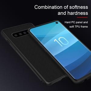 Image 5 - For Samsung Galaxy S10 Plus S20 S20 Plus Nillkin Textured Nylon Fiber Non slip back cover for samsung Galaxy S20 FE 2020 case